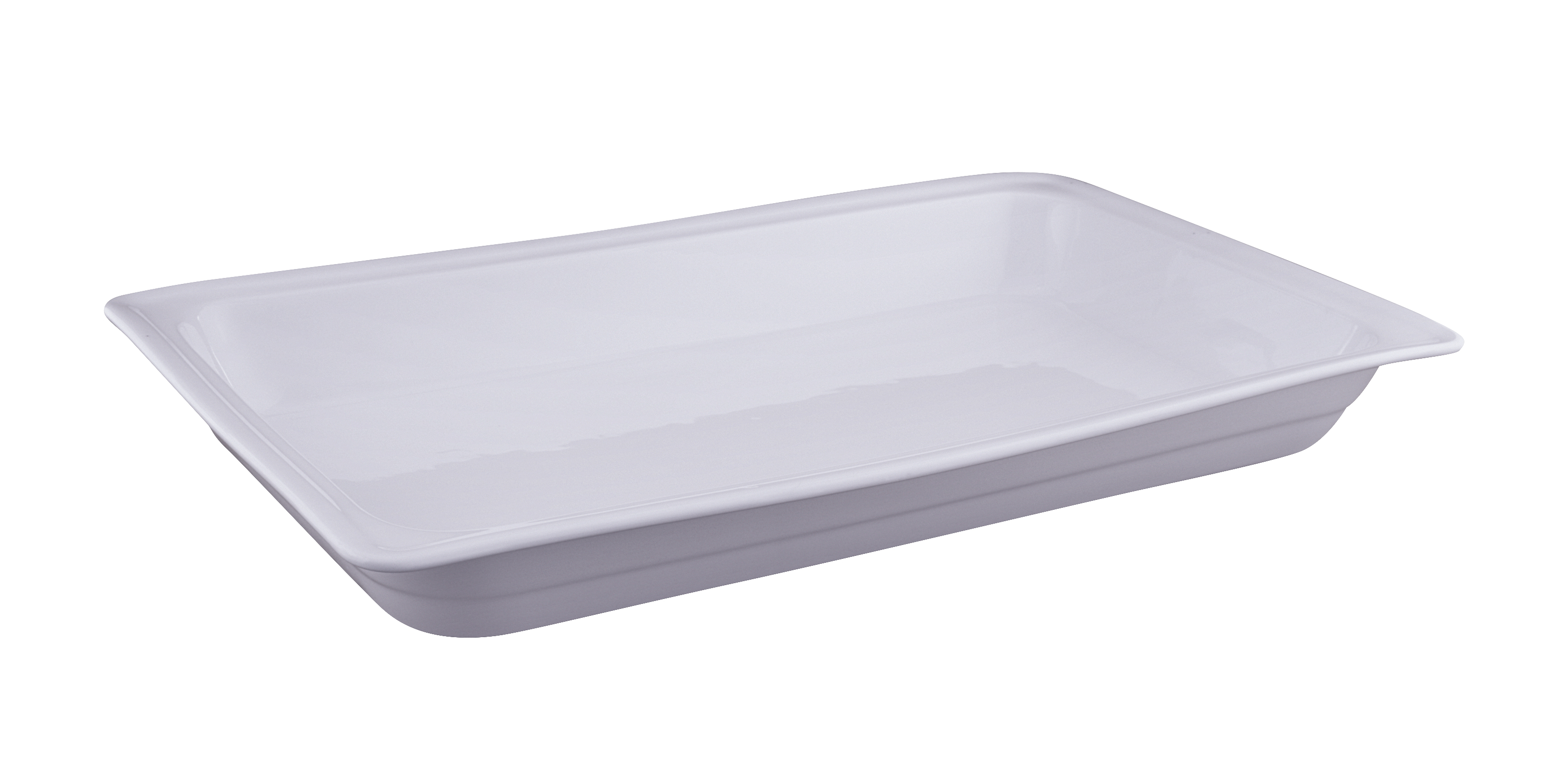 Porcelain Food pan  GN 1/1 - 530x325x60mm