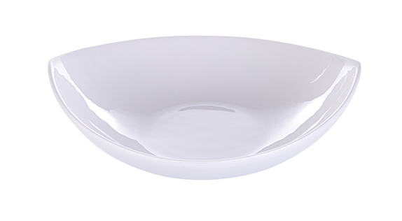 Almond Shaped Bowl - 10 inches