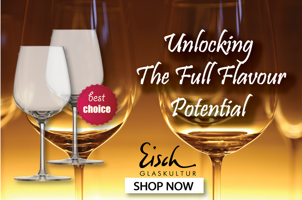Eisch; The best Glass for Your Drink